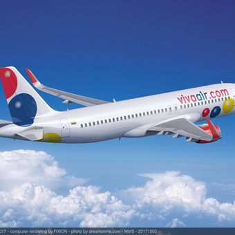 Viva Air Peru is born