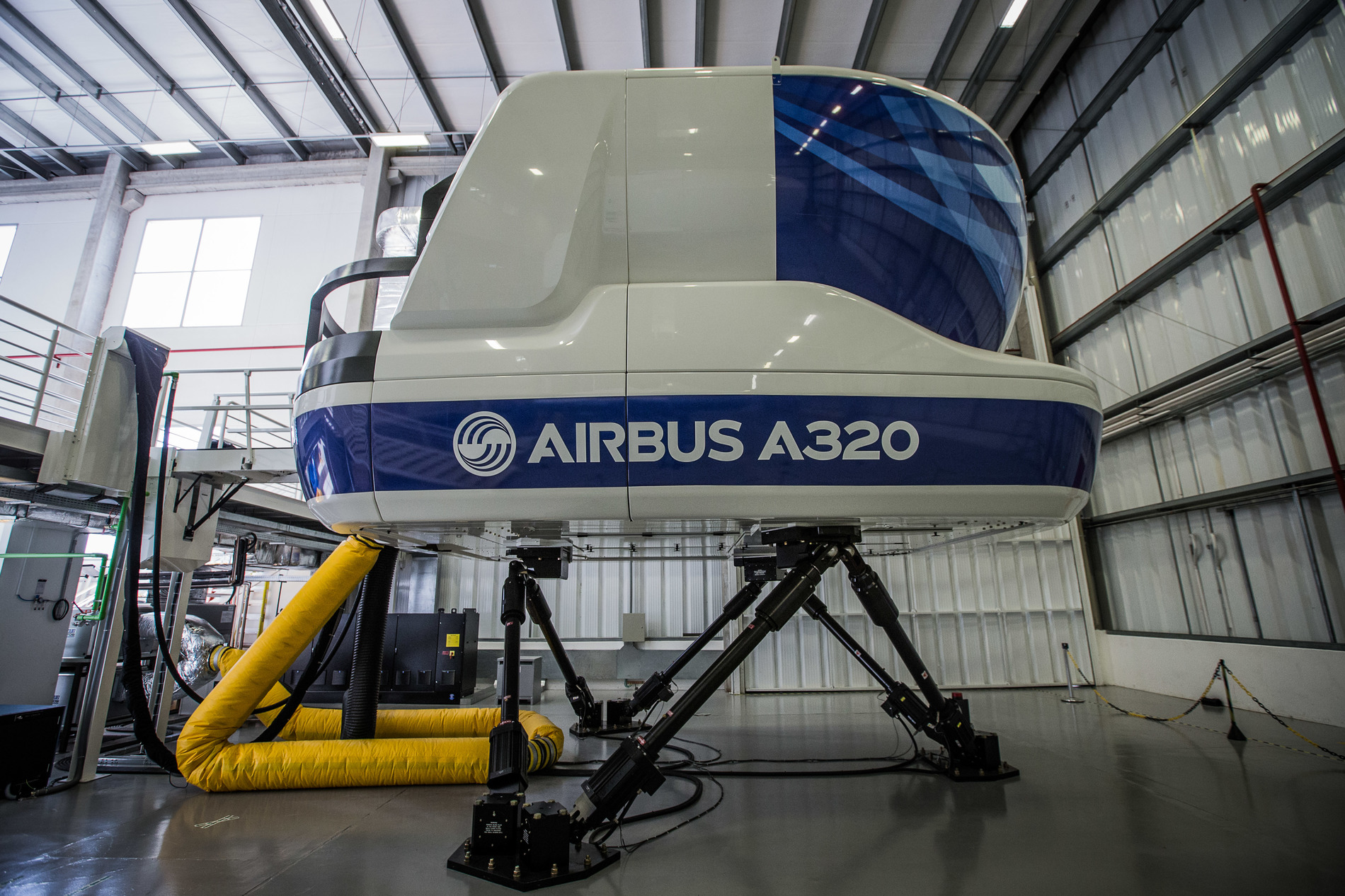 Airbus inaugurates first Brazil Training Center